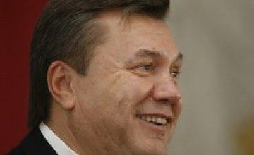 Виктор Янукович объявил о начале своих реформ