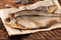 Снова рыба: на Днепропетровщине 34-летний мужчина умер от ботулизма