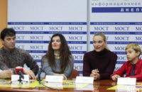 Итальянская цирковая династия Милачикине приглашает днепрян посмотреть уникальные номера