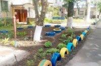 По итогам инициативы «Чистый двор с ИНТЕРПАЙП» 5 дворов получили сертификаты на 1 тыс грн