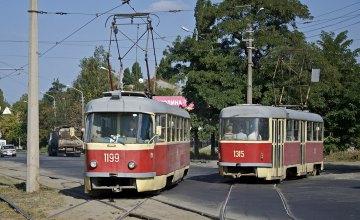 У Дніпрі 16-го вересня відбудуться зміни в русі трамваїв №18 та №19