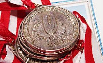 Награждение серебряных призеров Чемпионата Европы среди студентов по мини-футболу (ФОТОРЕПОРТАЖ)
