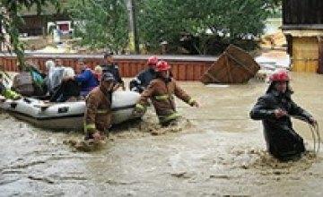 Наводнение может повториться весной в Днепропетровске