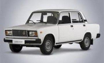 В 2011 году автоугонщики Днепропетровской области предпочли «ВАЗ» и «Москвич»