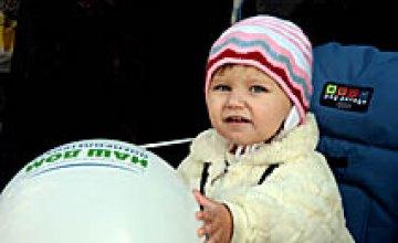 В центре Днепропетровска открылась уникальная фотоэкспозиция