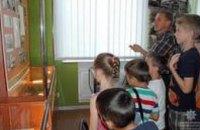 Музей полиции приглашает жителей Днепропетровщины на экскурсии