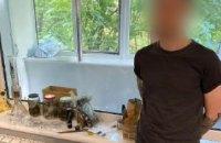 29-летний житель Днепра незаконно распространял каннабис
