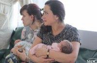 Здесь есть всё необходимое для первых дней жизни наших малышей, - участница акции «За нове життя»