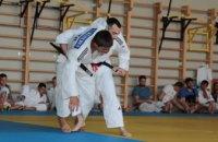 В Днепре снова проводят соревнования по дзюдо