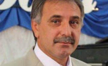 Губернатор Херсона Анатолий Гриценко подал заявление об отставке