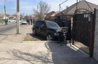 В Запорожье женщина сбила насмерть 7-летнего ребенка (ФОТО)