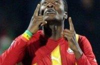 Сборная Ганы впервые вышла в 1/4 финала ЧМ