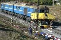Локомотив, сбивший автобус в Марганце, ехал спасать застрявший состав