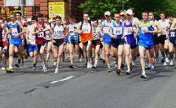 27 апреля пройдет Чемпионат Украины в беге на 20 км по шоссе