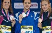 Украинские пловцы завоевали 7 медалей на Чемпионате Европы
