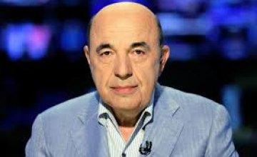 Вадим Рабинович: нужно строить «Швейцарию восточной Европы» в Украине, а не Украину в Швейцарию вывозить!