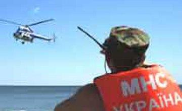 Акватории Азовского моря и Каховского водохранилища будет патрулировать вертолет МЧС