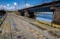 В Никопольском районе запустили движение по понтонному мосту