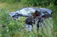 В ДТП в Днепропетровской области погибли 4 человека