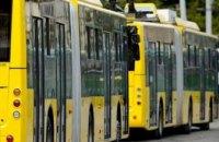Опубликованы этапы запуска транспорта в Украине