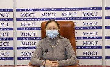 За неделю заболеваемость Covid-19 на Днепропетровщине снизилась в три раза,  - областной лабораторный центр