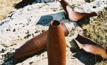 В Днепропетровской области обнаружили 5 минометных мин