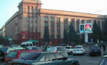 В Днепропетровске пешеходный переход на площади им. Ленина будет перенесен