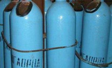 Госгорпромнадзор обнаружил на предприятиях Днепропетровска нарушения при заправке бытовых газовых баллонов