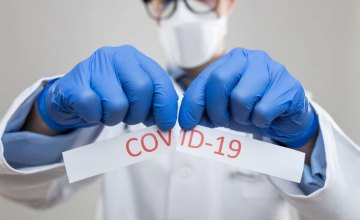 В Украине более 8 тысяч новых случаев коронавируса