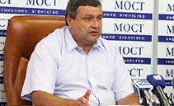В Парламенте Днепропетровску необходимо иметь свое лобби, чтобы депутаты не ввязывались в межусобицы или работали чьими-то кнопк