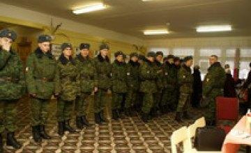 1,247 тысяч юношей призовут на срочную военную службу в Днепропетровской области