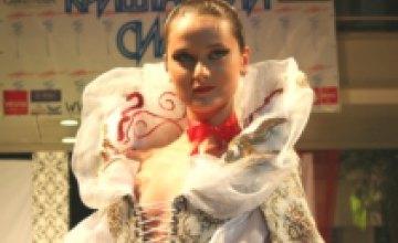 Днепропетровские дизайнеры достойно выступили на «Хрустальном силуэте»