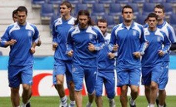 Сборная Греции уверена в победе над Россией