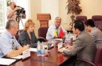 Делегация КНР находится с деловым визитом в Днепропетровске