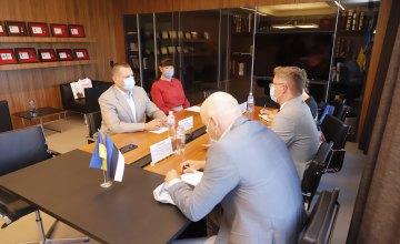 Борис Филатов: Днепр перенимает опыт Эстонии по созданию пожарных дружин и диджитализации сервисов