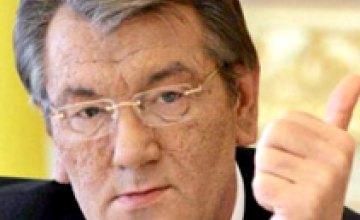 Виктор Ющенко будет ветировать законы, принятые 2 сентября в Верховной Раде