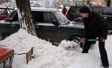 ПриватБанк и Укрсиббанк оштрафовали за неуборку снега