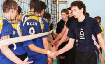 24 октября в Днепропетровске стартует чемпионат области по волейболу