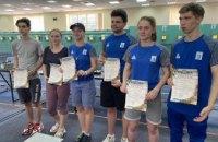 Дніпряни здобули 15 медалей на чемпіонаті України з кульової стрільби
