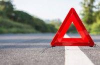 В Днепре 17-летний парень за рулем «Hyundai Sonata» стал виновником ДТП: есть пострадавшие