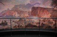 В Днепре после реставрации открыли одну из крупнейших в мире диорам