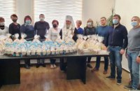 Партийцы Днепропетровщины помогают землякам подготовиться к Пасхе