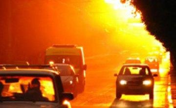 В Днепропетровскую область возвращается 40-градусная жара