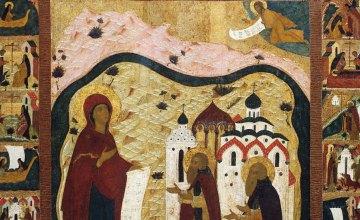 Сегодня православные молитвенно чтут Боголюбскую икону Божией Матери