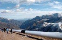 Украина готова присоединится к реализации проекта Трансанатолийского газопровода