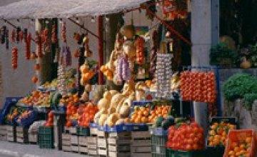 Всего 4 рынка Днепропетровска готовы к весенне-летнему периоду