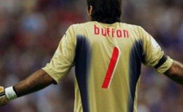 Джанлуиджи Буффон спас сборную Италии от вылета с Евро-2008