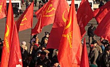 Коммунисты Днепропетровска выступят против правления Виктора Ющенко