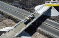 На Решетилівській трасі завершують будівництво моста і двох транспортних розв'язок
