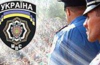 В новогоднюю ночь обеспечивать правопорядок будет около 1,5 тыс сотрудников милиции